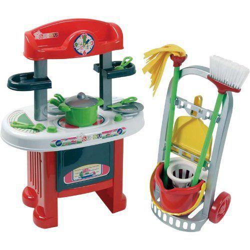 chariot menage enfant chariot menage enfant sur enperdresonlapin. Black Bedroom Furniture Sets. Home Design Ideas