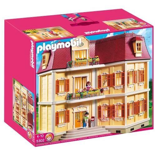 playmobil 5302 jeu de construction maison achat vente univers miniature cdiscount. Black Bedroom Furniture Sets. Home Design Ideas