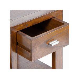 banc coffre bois achat vente banc coffre bois pas cher cdiscount. Black Bedroom Furniture Sets. Home Design Ideas