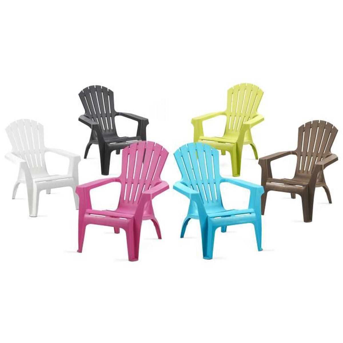 fauteuil de jardin plastique grand fauteuil confort gris. Black Bedroom Furniture Sets. Home Design Ideas