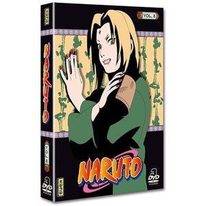 DVD MANGA DVD Naruto, vol. 8