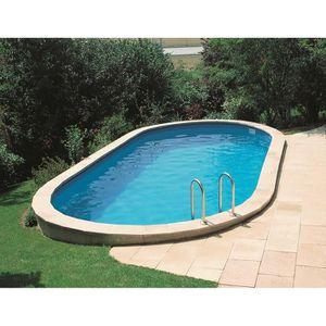 Piscine coque achat vente piscine coque pas cher for Piscine kit enterree