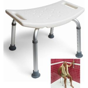 tabouret de baignoire achat vente tabouret de baignoire pas cher les soldes sur cdiscount. Black Bedroom Furniture Sets. Home Design Ideas