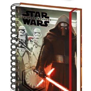 cahier de texte star wars