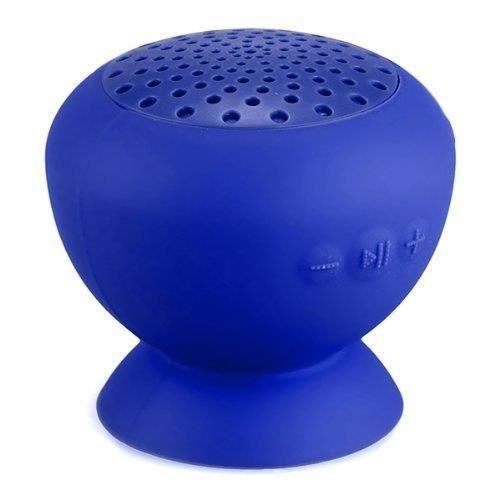 enceinte bluetooth wireless speaker tanche r sistant l 39 eau avec microphone int gr main libre. Black Bedroom Furniture Sets. Home Design Ideas