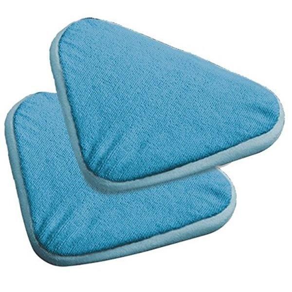 lot 2 patins microfibre pour balai vapeur steam clean achat vente pi ce entretien sol. Black Bedroom Furniture Sets. Home Design Ideas