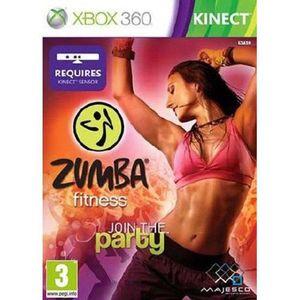JEUX XBOX ZUMBA FITNESS Kinect / Jeu console X360