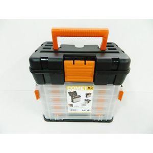 caisses a outils malettes achat vente caisses a outils malettes pas cher cdiscount. Black Bedroom Furniture Sets. Home Design Ideas
