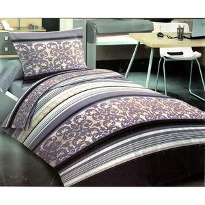 parure drap plat 1 personne achat vente parure drap plat 1 personne pas cher cdiscount. Black Bedroom Furniture Sets. Home Design Ideas
