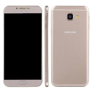 samsung galaxy a8 2016 t l phone factice de d monstration gold achat smartphone pas cher. Black Bedroom Furniture Sets. Home Design Ideas