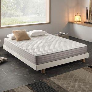 matelas 140 x 200 cm achat vente matelas 140 x 200 cm pas cher cdiscount. Black Bedroom Furniture Sets. Home Design Ideas