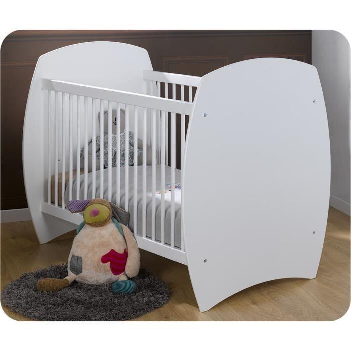 lit b b r ve blanc achat vente lit b b 2009954751936 cdiscount. Black Bedroom Furniture Sets. Home Design Ideas