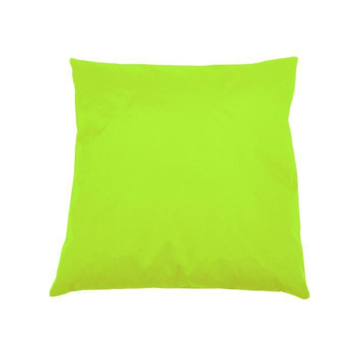 coussin g ant multipositions xxl int rieur ext rieur 90x90cm anis achat vente pouf poire. Black Bedroom Furniture Sets. Home Design Ideas