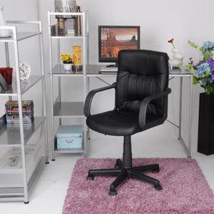 chaise de bureau ordinateur moderne sans armes avec des. Black Bedroom Furniture Sets. Home Design Ideas