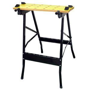 table de travail serrage de pliage achat vente etabli meuble atelier cdiscount. Black Bedroom Furniture Sets. Home Design Ideas