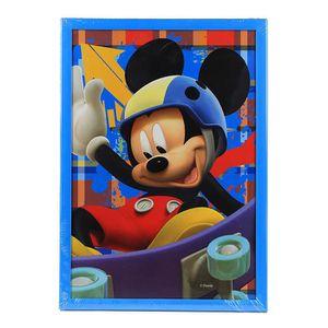 CADRE PHOTO Cadre mural pour enfant 30 x 21 cm- Modèle Mickey