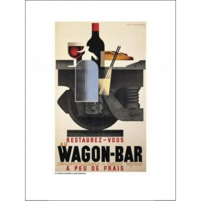 Vintage Poster Reproduction 66