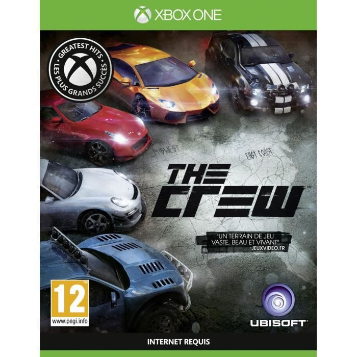 the crew greatest hits jeu xbox one avis test cdiscount. Black Bedroom Furniture Sets. Home Design Ideas