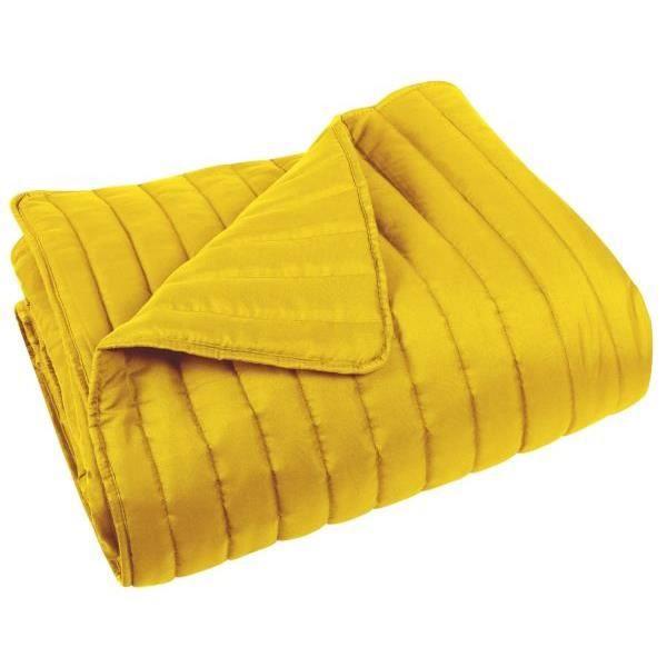 couvre lit microfibre 260x240 cm madison couleur perle achat vente jet e de lit boutis. Black Bedroom Furniture Sets. Home Design Ideas