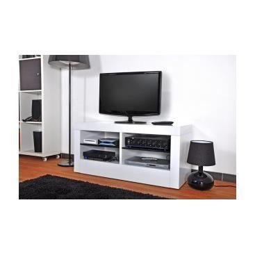 Meuble tv hifi design banc de salon cuisine int rieur pas for Banc tv design pas cher
