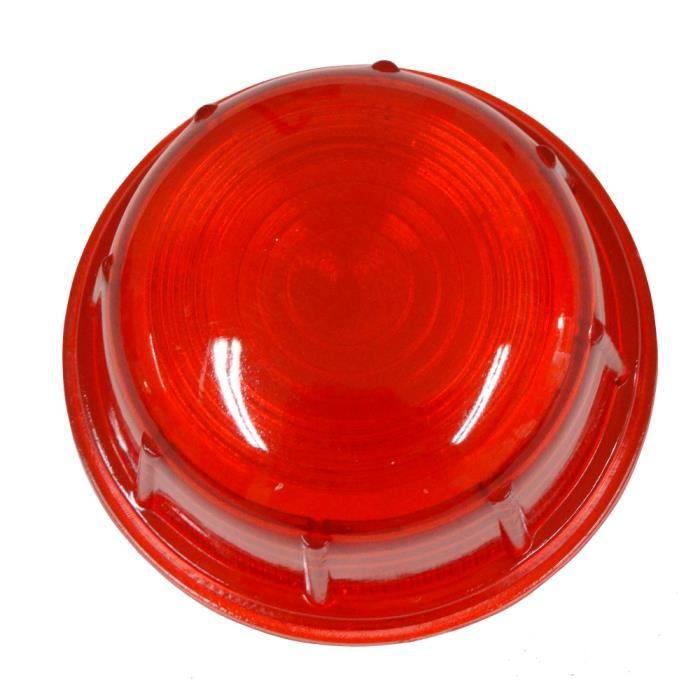 optique rouge pour feux de gabarit position camion achat. Black Bedroom Furniture Sets. Home Design Ideas