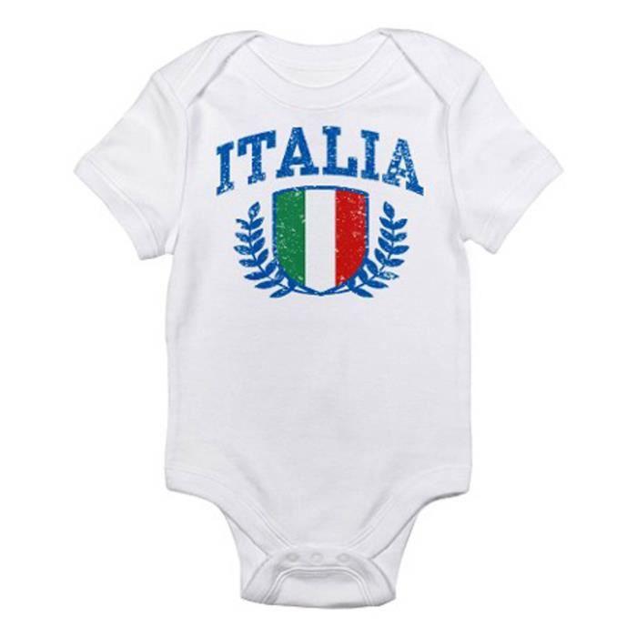 body bebe tbaby0107 italia infant bodysuit blanc achat