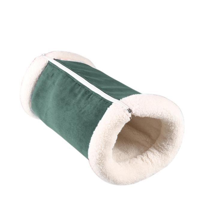 chenil niche forme de tunnel chaud souple lit pour chien. Black Bedroom Furniture Sets. Home Design Ideas