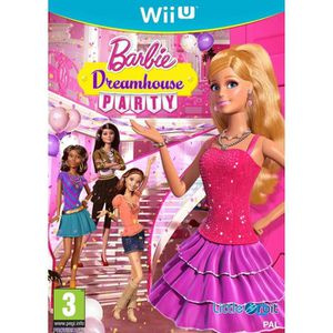 JEUX WII U Barbie Dreamhouse Party Jeu Wii U