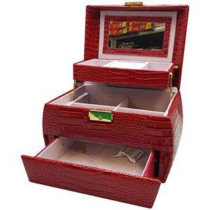 BOITE A BIJOUX Boîte à bijoux Mallette/ coffrets/ boîte à maquill