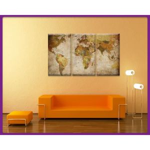 stickers mappemonde achat vente stickers mappemonde pas cher cdiscount. Black Bedroom Furniture Sets. Home Design Ideas