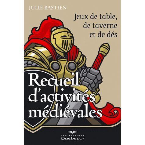 Recueil d'activités médiévales