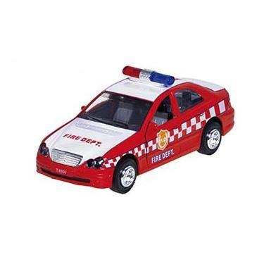 voiture de pompiers rouge achat vente voiture camion cdiscount. Black Bedroom Furniture Sets. Home Design Ideas