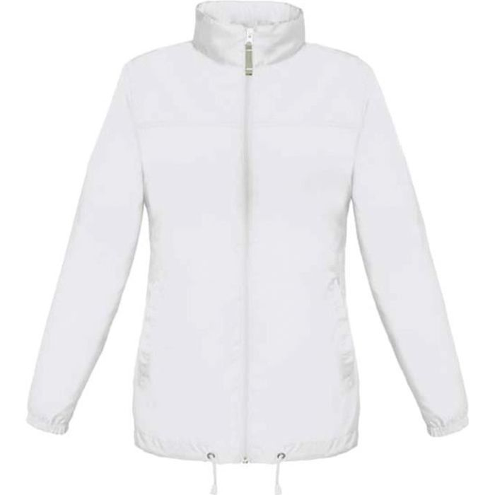 sirocco coupe vent femme non blanc achat vente imperm 233 able trench cdiscount