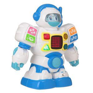 JEU D'APPRENTISSAGE Happy Kid - Robot éducatif bilingue