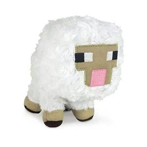 PELUCHE Go4U Plush Toy JOUETS Minecraft Bébé Mouton 15 CM