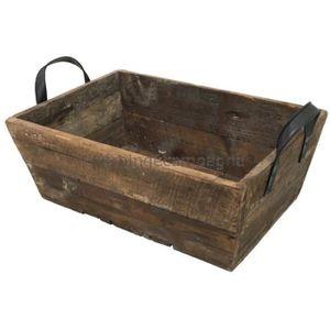caisse de rangement bois achat vente caisse de rangement bois pas cher les soldes sur. Black Bedroom Furniture Sets. Home Design Ideas