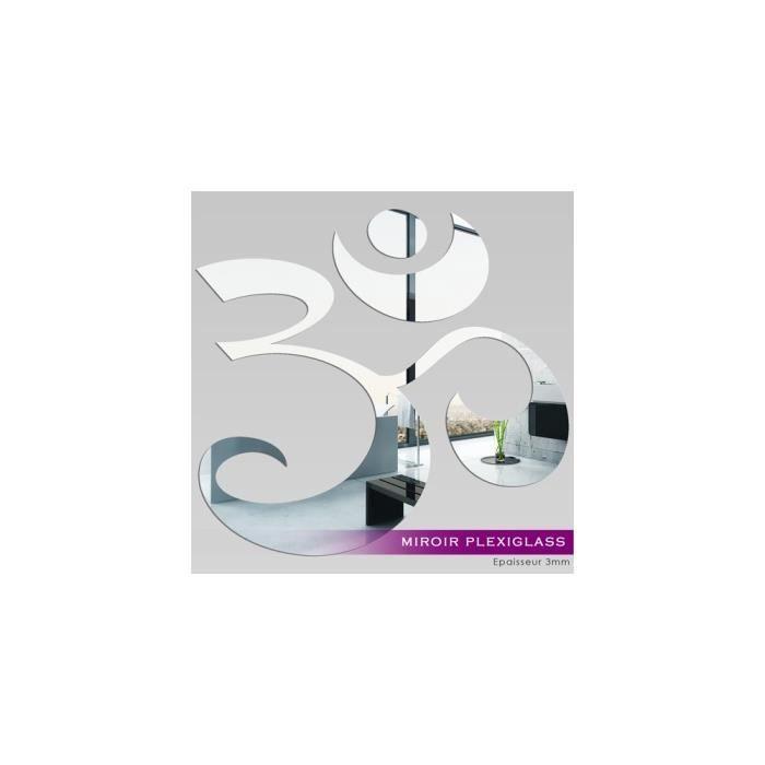 Miroir plexiglass acrylique oriental 1 ref mir 174 for Miroir qui s accroche a la porte
