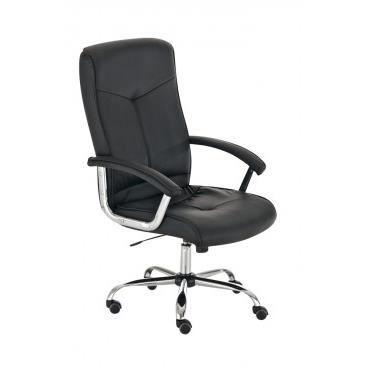 fauteuil de bureau amadeo blanc achat vente chaise de bureau blanc. Black Bedroom Furniture Sets. Home Design Ideas