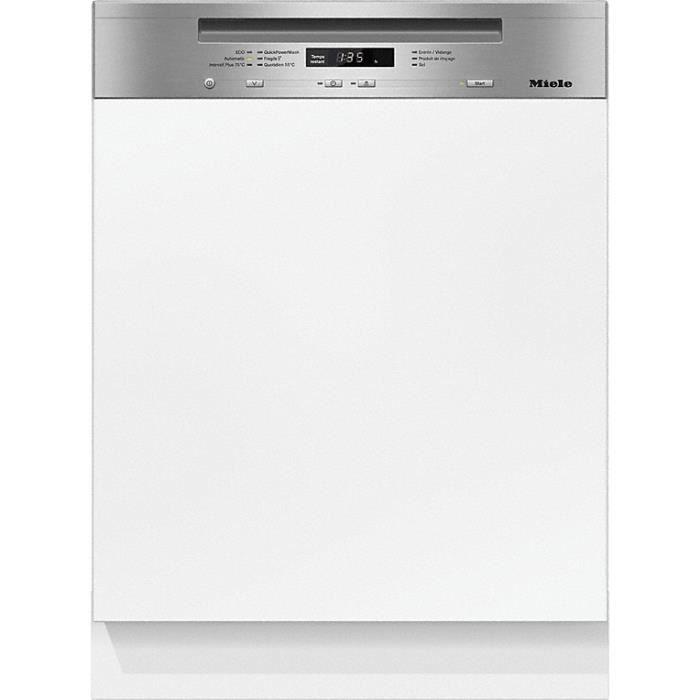 Miele g6630 sc lave vaisselle 14 couverts miele vaiselle - Lave vaisselle 14 couverts ...