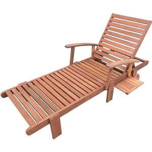 Bains de soleil pliants achat vente bains de soleil for Bain de soleil en bois pas cher