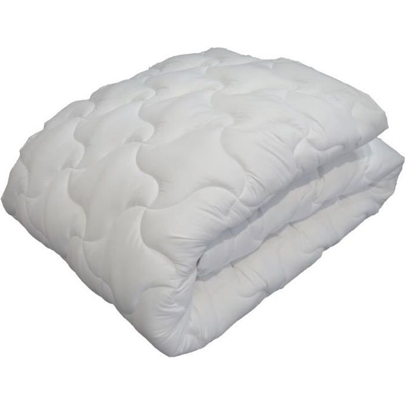 abeil couette chaude douceur absolue 140x200 cm blanc achat vente couette cdiscount. Black Bedroom Furniture Sets. Home Design Ideas