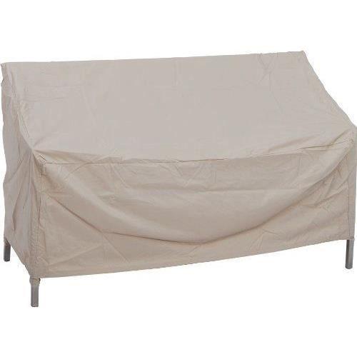 stern 454935 housse de protection pour banc 2 p achat vente housse meuble jardin stern. Black Bedroom Furniture Sets. Home Design Ideas