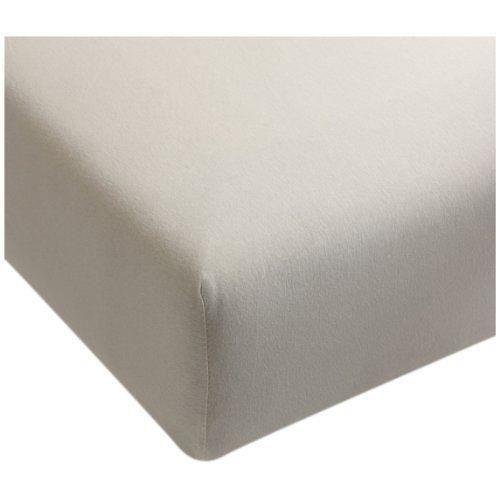 beddinghouse drap housse en jersey 90 x 80 200 210 cm beige achat vente drap housse cdiscount. Black Bedroom Furniture Sets. Home Design Ideas
