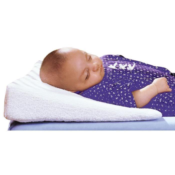 plan inclin non d houssable pour lit tissu ponge achat vente cale b b 3159059028941. Black Bedroom Furniture Sets. Home Design Ideas
