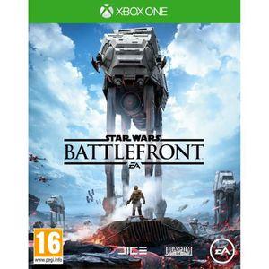 JEUX XBOX ONE Star Wars Battlefront Jeu Xbox One