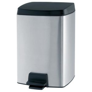 poubelle rectangulaire automatique achat vente poubelle rectangulaire automatique pas cher. Black Bedroom Furniture Sets. Home Design Ideas