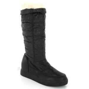 bottes femme de pluie fourr es m achat vente bottes femme de pluie fourr pas cher. Black Bedroom Furniture Sets. Home Design Ideas