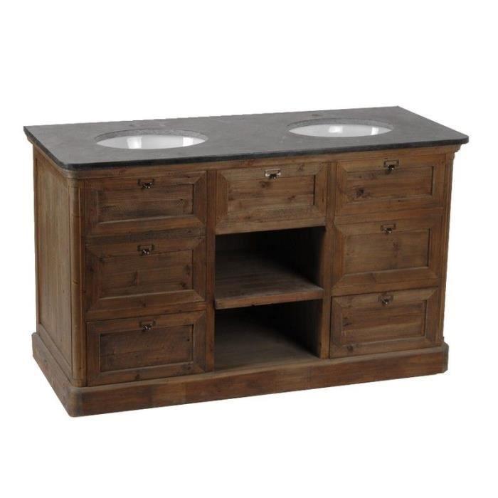 ensemble salle de bain sapin recycl achat vente meuble vasque plan ensemble salle de bain. Black Bedroom Furniture Sets. Home Design Ideas