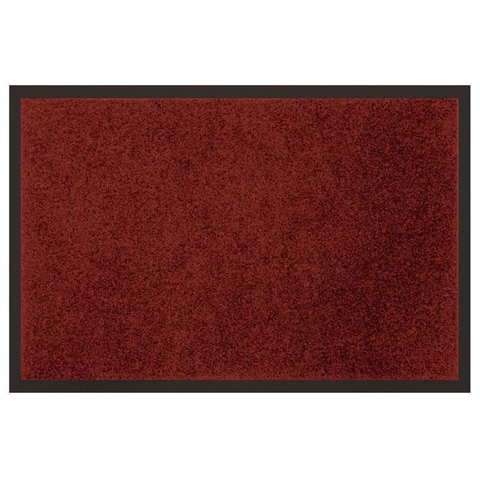 tapis d 39 entr e 60x80 dust rouge achat vente paillasson. Black Bedroom Furniture Sets. Home Design Ideas