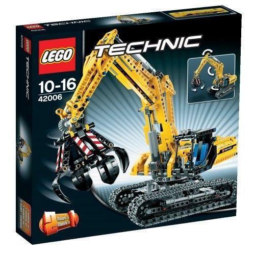 Lego technic 42006 jeu de construction la achat - Notice de construction lego ...